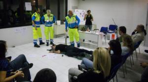 Soccorritore sulla scena del crimine - Misericordia Milano Onlus - Settembre 2011