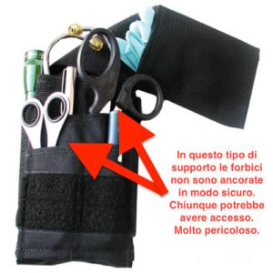 accessori per soccorritori